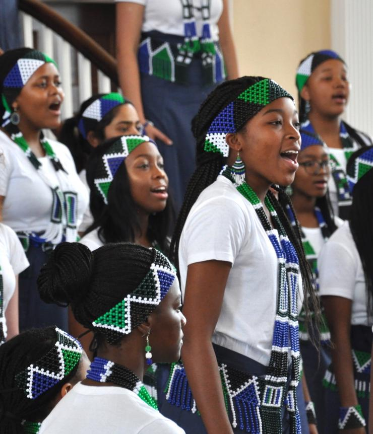 Roedean Girls Choir